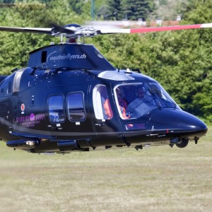 Centaurium takes delivery of its GrandNew helicopter