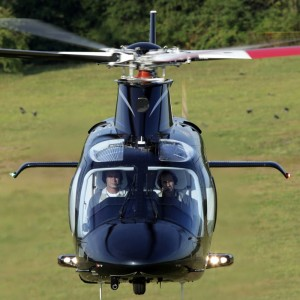 Helinet Aviation Named Authorized AW109 Training Center