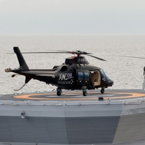 Leonardo exhibits new generation VIP helicopters at the Monaco Yacht Show