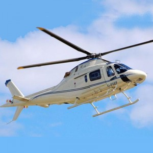 South Africa – AW119 found smeared in mud, and blades cut off