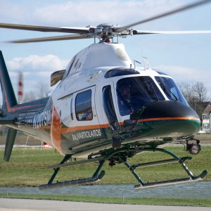 Finnish Border Guard takes delivery of first AW119Ke