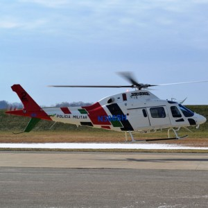 Brazil's Goias State prepares for delivery of AW119Ke for military police