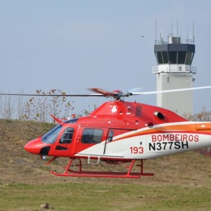 State Government of Goiás fire-fighting AW119 starts test flights