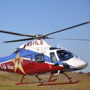 Life Star of Kansas takes delivery of AW119Ke