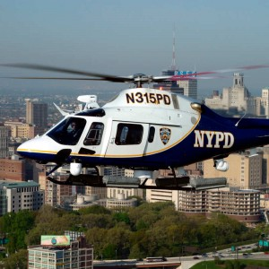 2 Arrested After Drone Flies Close to NYPD helicopter
