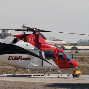 Tristate Careflight shows ability to time travel