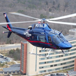 AgustaWestland delivers tenth AW119Kx to Life Flight Network