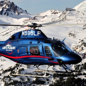 Life Flight Network AW119Kx fleet passes 10,000 Flight Hours