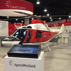 AgustaWestland, Bristow, Doss Aviation And Rockwell Collins propose AW119Kx for US military training