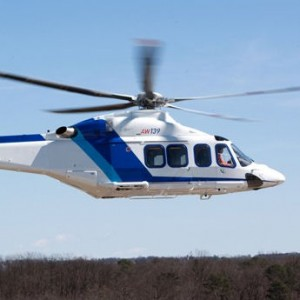 Mitsui Bussan Aerospace Takes Delivery of the First AW139 for All Nippon Helicopter