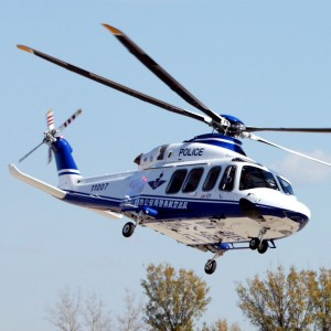 Beijing Public Security takes delivery of AW139 for fire fighting