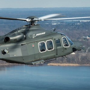 US Air Force selects the MH-139 based on Leonardo AW139