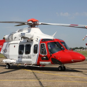 UK SAR helicopters in new trial