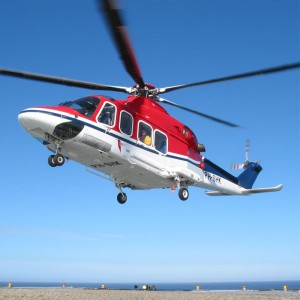CHC Completes First Flight for Ørsted's Hornsea Project One