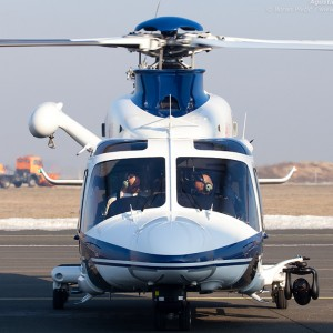 Second AW139 arrives for Croatian Police