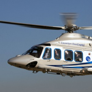 Caverton Helicopters adds ninth AW139