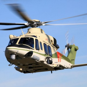 AgustaWestland secures AW139 contract with US Army for Egyptian Air Force