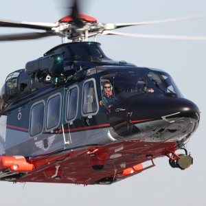 Estonian Police and Border Guard takes delivery of third AW139
