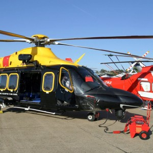 FB Heliservices brings third SAR AW139 online to train new customer