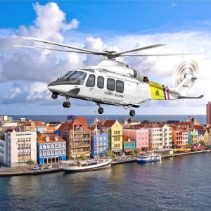 FB Heliservices wins 8-year SAR contract