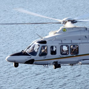 Italian Finance Guard takes delivery of second AW139