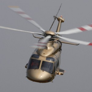 Vector introduces ADS-B Out solution for AW139