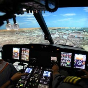 Gulf Helicopters commissions AW139 simulator