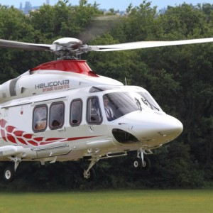 Waypoint Leasing Places AW139 on Lease to Heliconia