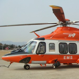 Korea – AW139 Delivered To Incheon Fire Department