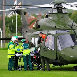 Irish Health Minister confirms permanent EMS helicopter service