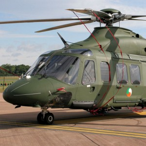 Irish Air Corps completes 100th EMS mission of 2013