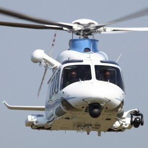 AgustaWestland Completes Deliveries of Italian Police's AW139s