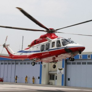 Two more firefighting AW139s for Japan