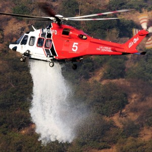Aero Dynamix delivers first aircraft to LAFD