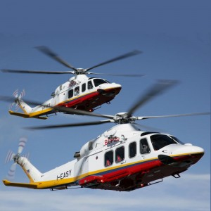 Malaysian Fire and Rescue Dept Takes Delivery Of Two AW139s