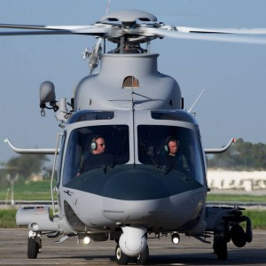 Air Forces Malta Receives Third AW139