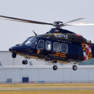 Maryland AW139s flew 136 community outreach missions in 2013