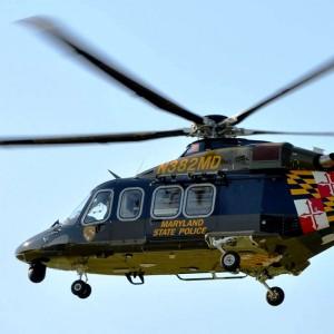 Maryland State Police unveil new medevac AW139