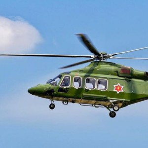Nepalese Army Agusta AW139 makes maiden flight form Kathmandu