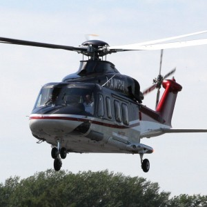 AgustaWestland bring AW139 to UK for London Olympics