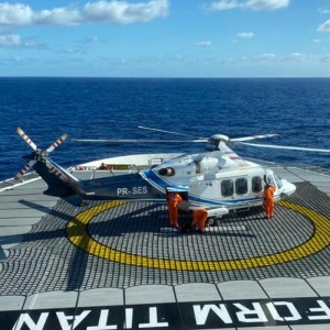 Omni starts another PGS contract with both S76 and AW139