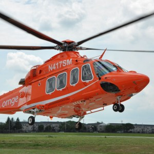 Latitude Technologies equips ORNGE AW139 fleet with SkyNode