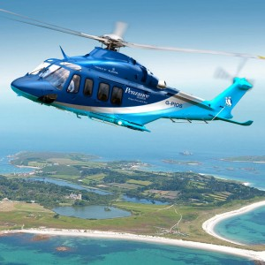Online bookings open for new Isles of Scilly AW139 service