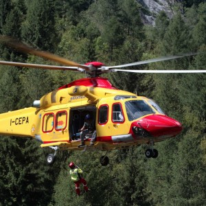 Italy's Trento region adds two firefighting AW139s