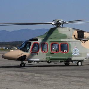 Oman Police celebrate 6,000 flying hours on AW139 fleet