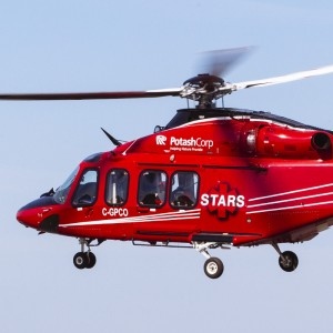 COVID-19 – AW139 supporting COVID-19 operations in Canada