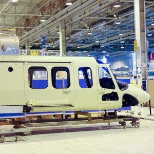 TAI marks composite landmarks, including AW139 production