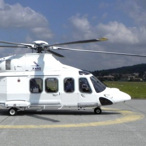 SAS to provide AW139 support