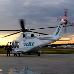 12 AW139s start EMS ops in Australia with Donaldson inlet barrier filters