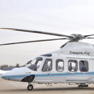 Travira Air to take delivery of two AW139s